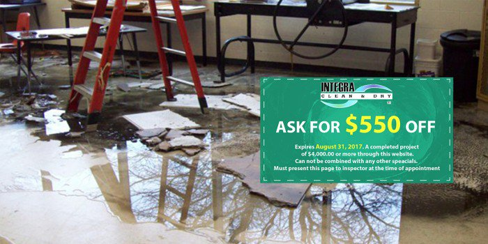 General Contractors Integra-Clean & Dry LLC - Flood Restoration - Jessup, PA image